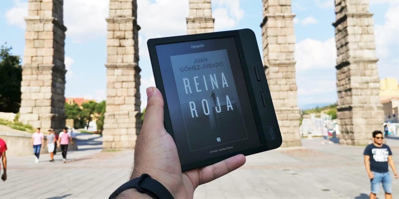 Review: Kobo Libra H2O, el libro electrónico todoterreno con Pocket y resistencia al agua
