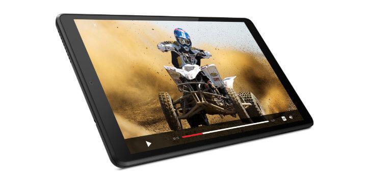 Imagen - Lenovo Tab M7 y M8 se renuevan: tablets con reconocimiento facial, modo niños y Android 9