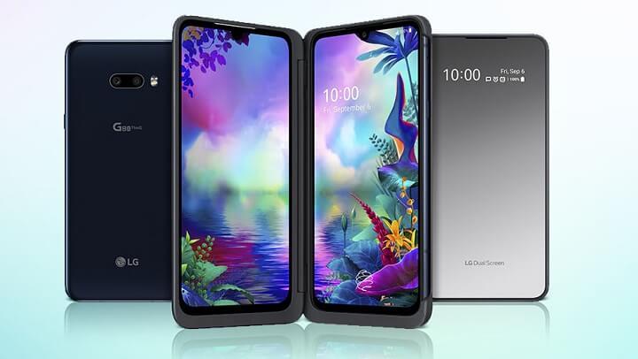 Imagen - LG G8X ThinQ llega con Qualcomm Snapdragon 855 y Android 9 Pie