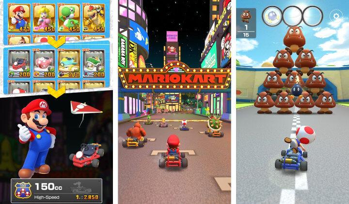 Imagen - Descarga ya Mario Kart Tour, el juego de carreras para Android y iOS
