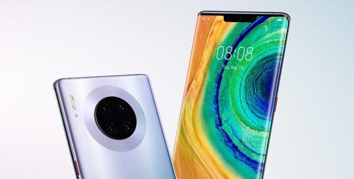 Imagen - Huawei Mate 30 Pro es oficial: 4 cámaras, pantalla Huawei Horizon y manteniendo el notch