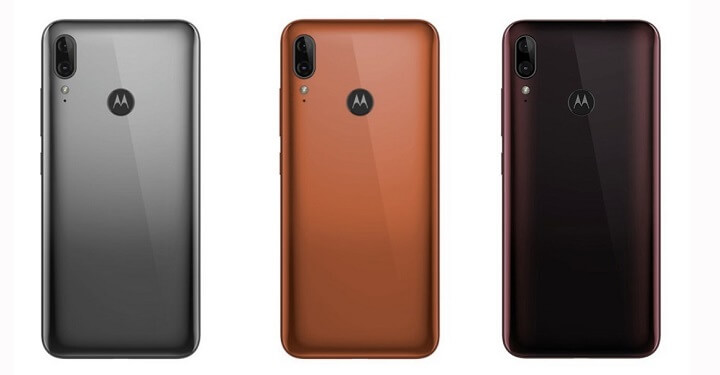 Imagen - Moto E6 Plus es oficial con doble cámara trasera y pantalla con notch