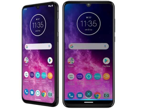 Imagen - Motorola One Zoom, cuádruple cámara trasera y lector de huellas en pantalla por 429 euros