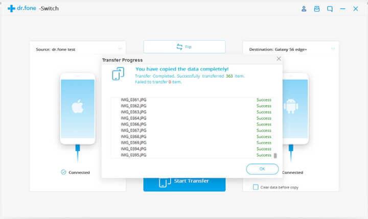 Imagen - Cómo transferir tus datos de un Android a otro Android