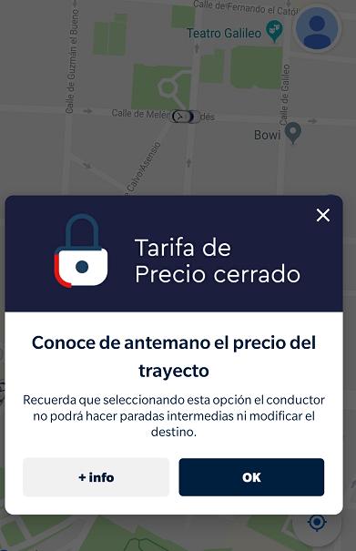Imagen - Madrid ultima la app para pedir taxis con precio fijo y competir contra Cabify y Uber