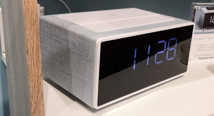 Imagen - Energy Sistem Smart Speaker Wake Up, el altavoz-despertador inteligente con Alexa