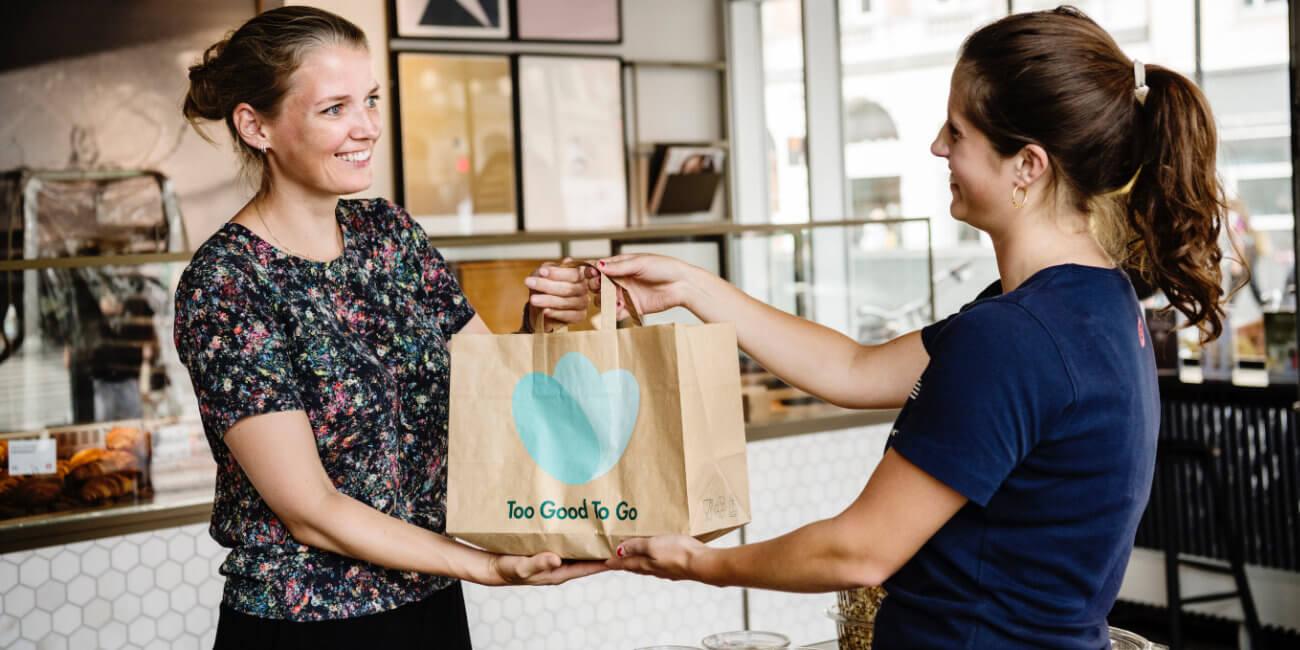 Too Good To Go, compra la comida que van a tirar los restaurantes