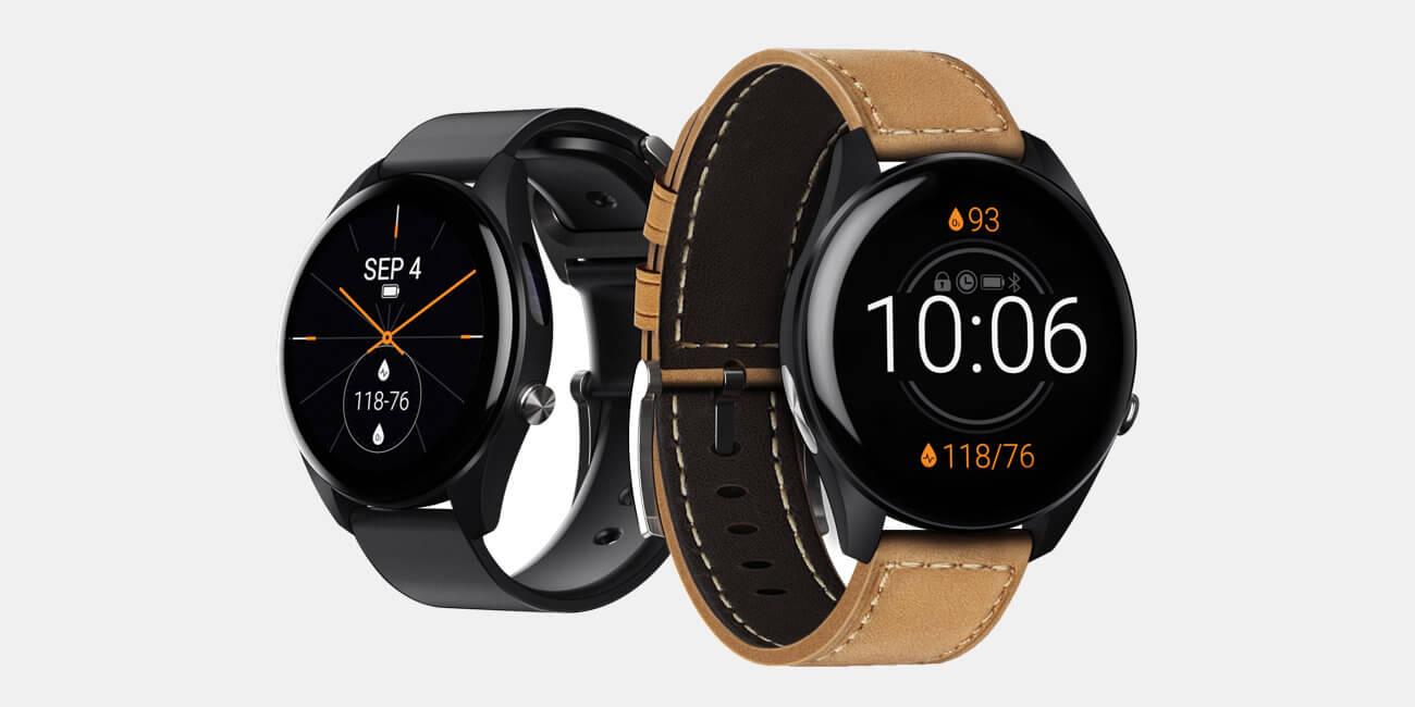 Asus VivoWatch SP, un reloj inteligente centrado en el fitness y la salud