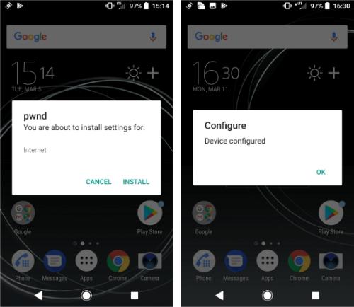 Imagen - Una vulnerabilidad en las actualizaciones de Android afecta a Samsung, Huawei, LG y Sony