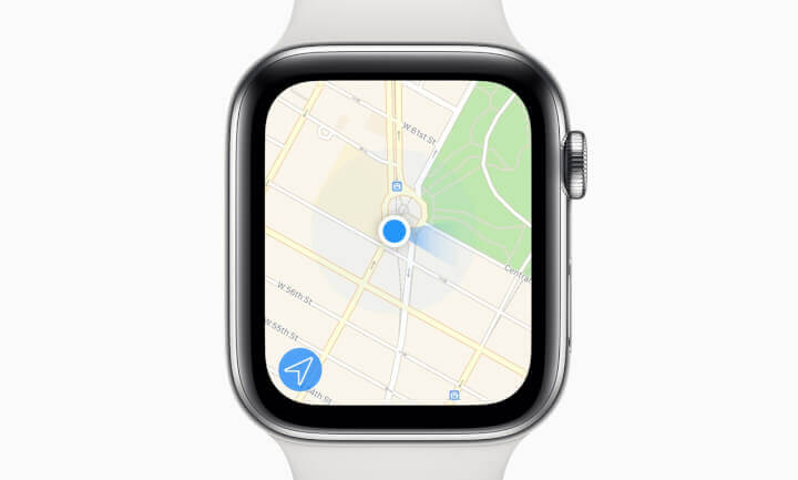 Imagen - Nuevo Apple Watch Series 5: Always-on display y brújula incorporada