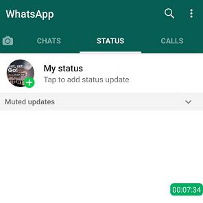 Imagen - WhatsApp permitirá ocultar Estados silenciados