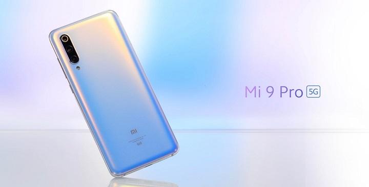 Imagen - Xiaomi Mi 9 Pro 5G llega con conectividad 5G, triple cámara trasera y 4.000 mAh de batería