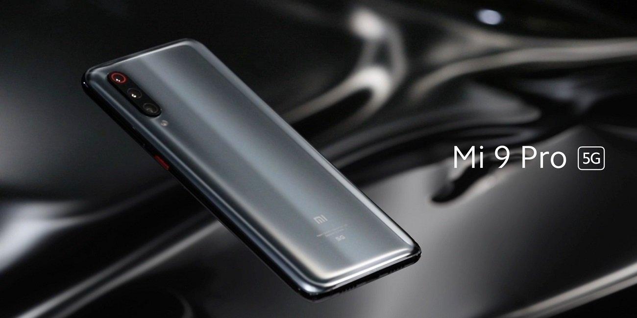 Xiaomi Mi 9 Pro 5G llega con conectividad 5G, triple cámara trasera y 4.000 mAh de batería