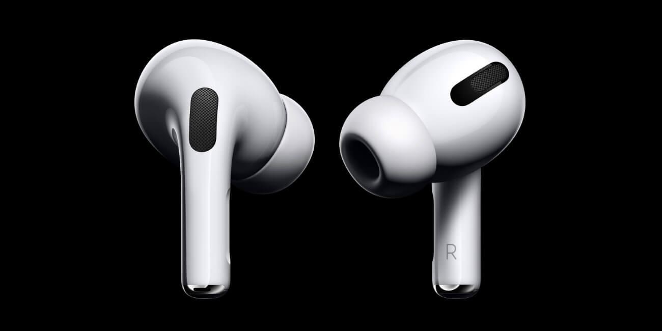 AirPods Pro, los auriculares de Apple ganan cancelación activa de ruido