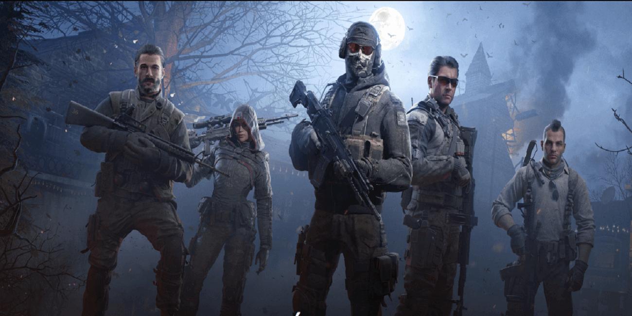Call of Duty Mobile lanza un evento para Halloween