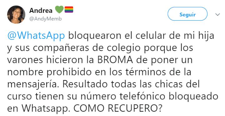 Imagen - Cuidado con el nombre de los grupos de WhatsApp: pueden bloquear tu cuenta