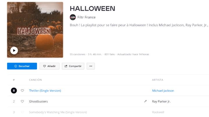 Imagen - 7 webs donde encontrar canciones para Halloween