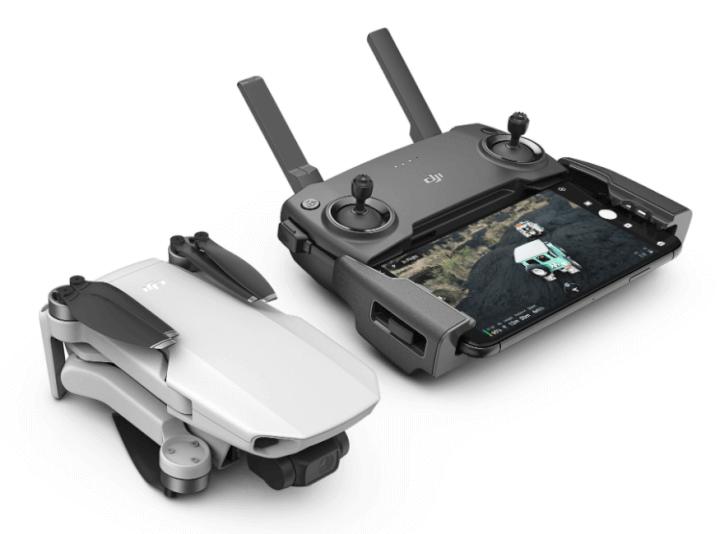 Imagen - DJI Mavic Mini, el dron capaz de grabar en Full HD que cabe en la palma de la mano