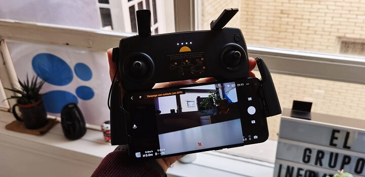 Imagen - Review: DJI Mavic Mini, el pequeño de la familia con vídeo en 2K