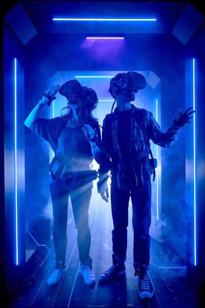 Imagen - The e-tron room: the Future Paradox, prueba la experiencia de realidad virtual de Audi