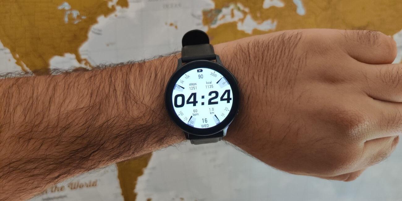 Review: Samsung Galaxy Watch Active 2, un paso más allá del deporte