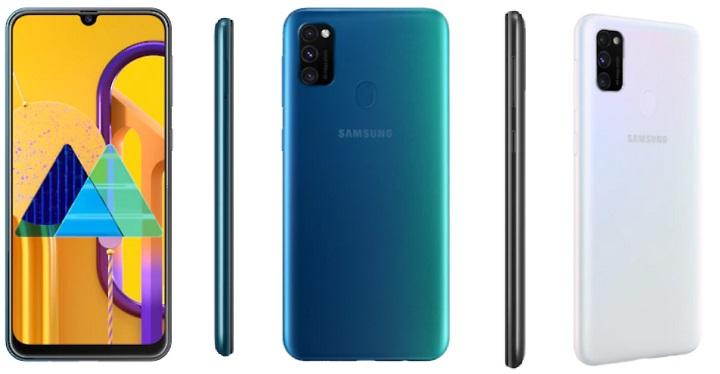 Imagen - Samsung Galaxy M30s llega a España con batería de 6.000 mAh y triple cámara