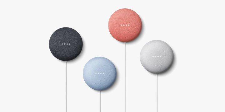 Imagen - Google Nest Mini, el altavoz inteligente se renueva con sonido mejorado