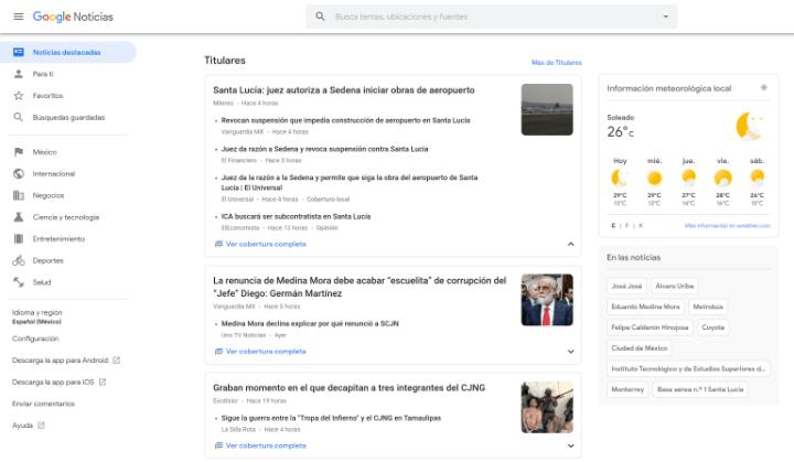 Imagen - ¿Por qué Google News no está en España?