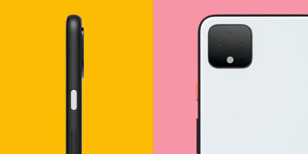 Google Pixel 4 es oficial: doble cámara trasera, 6 GB de RAM y Android 10
