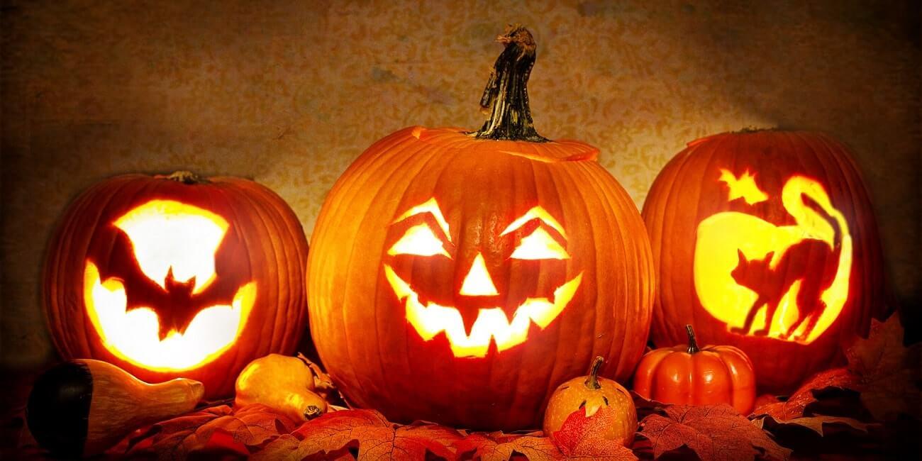 25 imágenes para enviar en Halloween