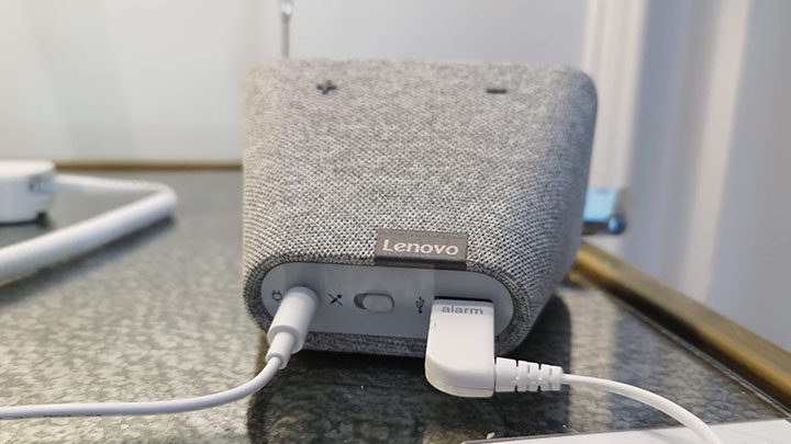Imagen - Lenovo Smart Clock, la pantalla inteligente de 4 pulgadas con Google Assistant