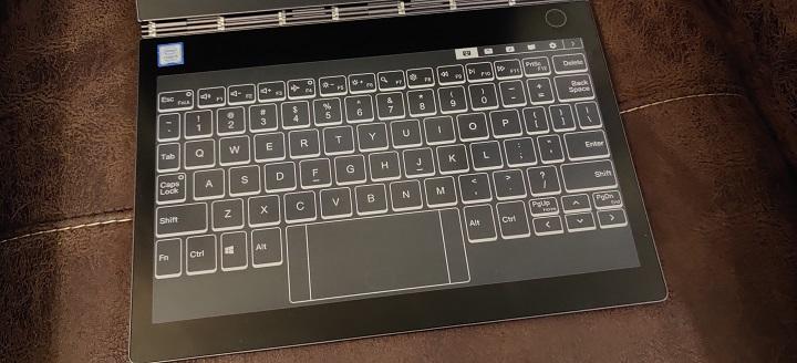 Imagen - Review: Lenovo Yoga Book C930, el portátil que parece una libreta con dos pantallas