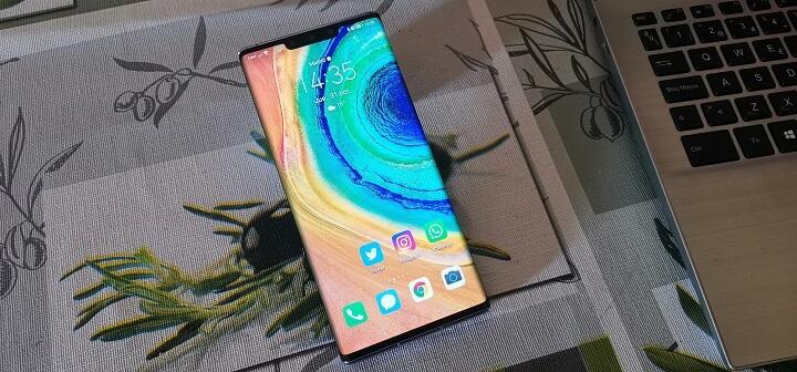 Imagen - Review: Huawei Mate 30 Pro, un smartphone extraordinario si le instalas las apps de Google