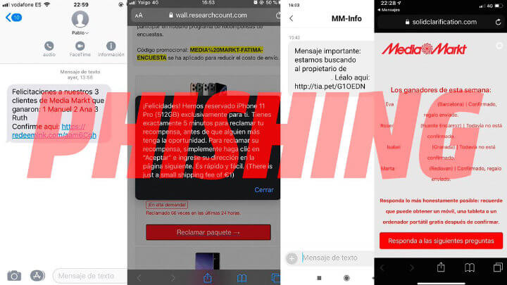 Imagen - Cuidado con los falsos sorteos de MediaMarkt
