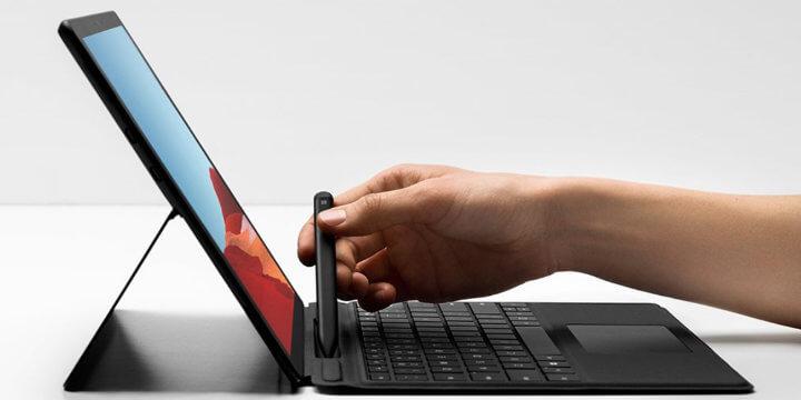 Imagen - Microsoft Surface Pro X: diseño ultra delgado, procesador ARM y nuevo lápiz táctil