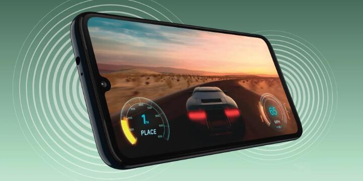 Imagen - Moto G8 Plus, cámara de acción integrada, batería de 4.000 mAh y Android puro