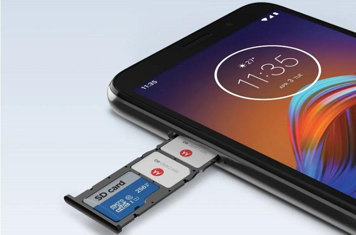 Imagen - Moto E6 Play, pantalla ultrapanorámica y cámara dual para la gama de entrada