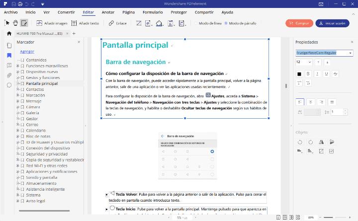 Imagen - PDFelement: crea, edita, convierte y firma PDF con sencillez