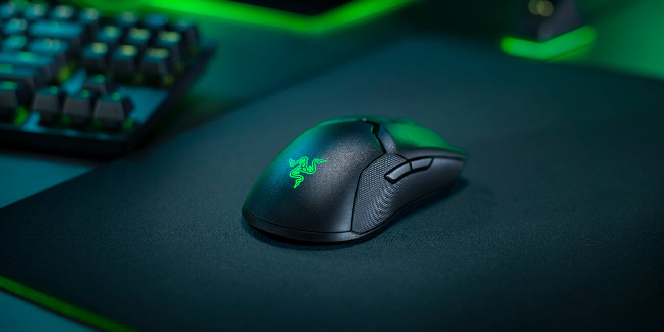 Razer Viper Ultimate Wireless, el ratón gaming inalámbrico con switches ópticos
