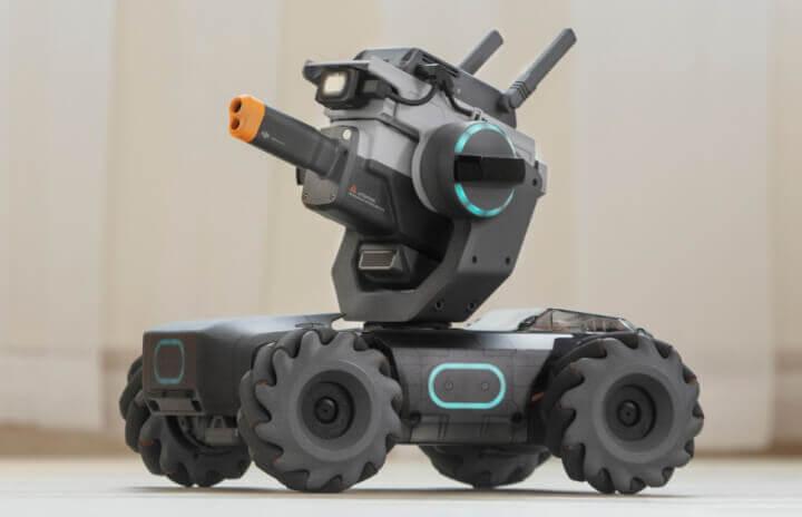 Imagen - DJI RoboMaster S1, el robot educativo para aprender programación e inteligencia artificial