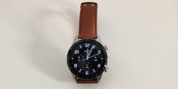 Imagen - Review: Huawei Watch GT 2, la elegancia no está discutida con la deportividad