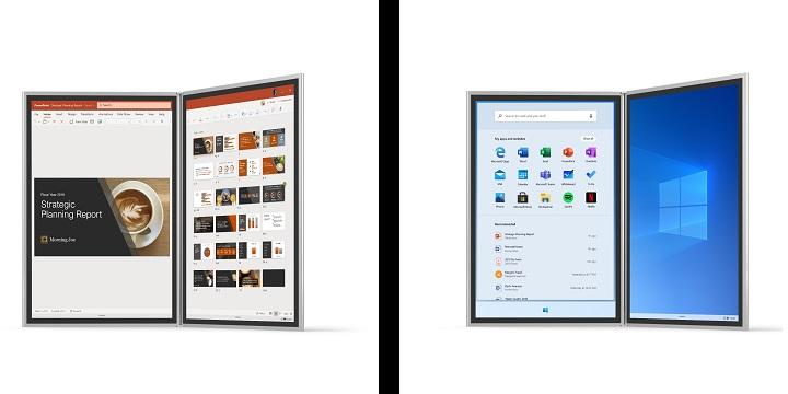 Imagen - Windows 10X, la versión para dispositivos con dos pantallas