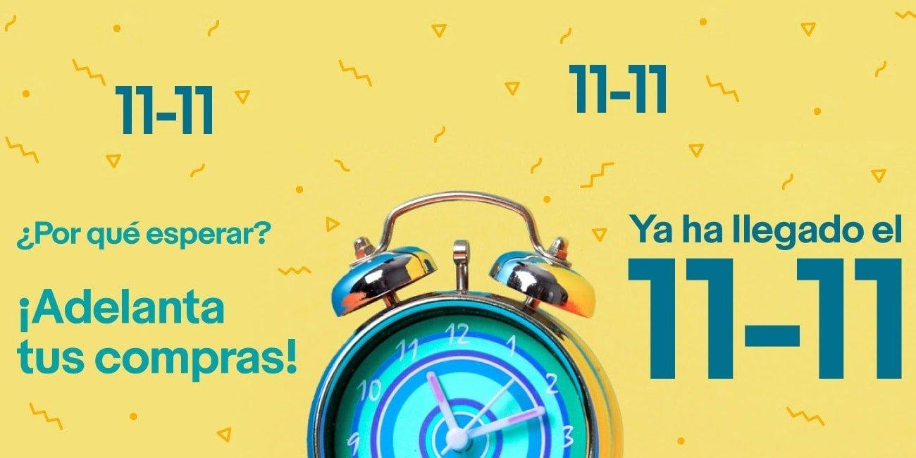 11/11 en eBay: los descuentos y ofertas tecnológicas más destacadas