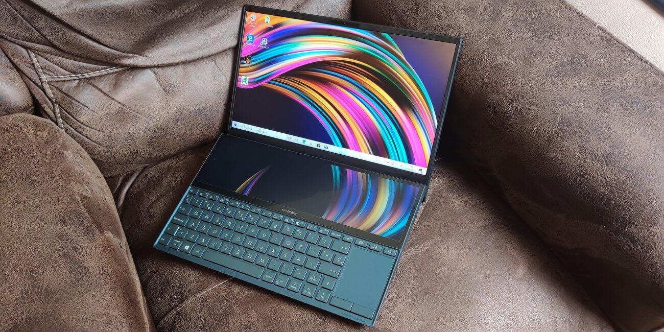Asus ZenBook Duo: precio y disponibilidad en España del portátil con doble pantalla
