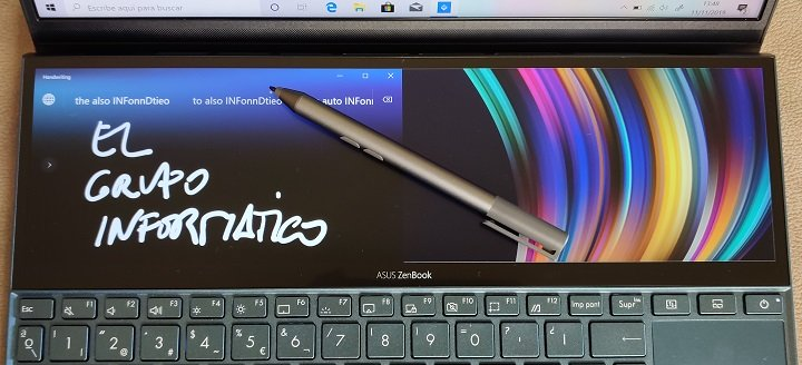 Imagen - Review: Asus ZenBook Duo, un portátil diferente con doble pantalla