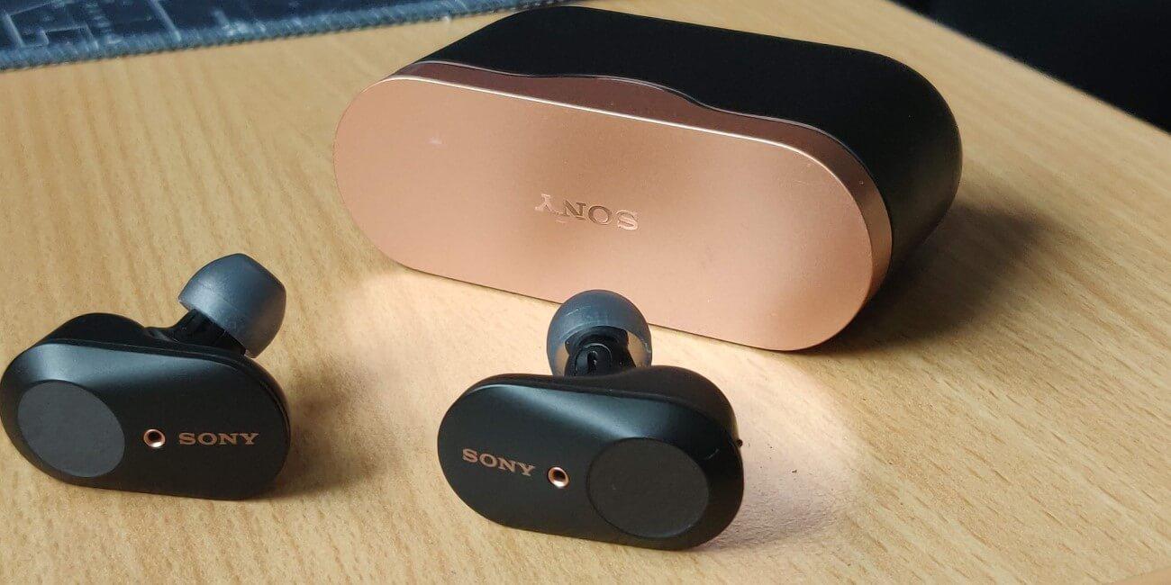 Review: Sony WF-1000XM3, un rival para los AirPods Pro con cancelación activa de ruido