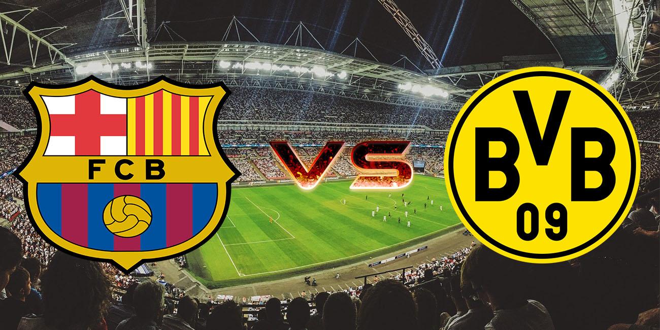 Cómo ver online el Barcelona vs Dortmund de la Champions 2019