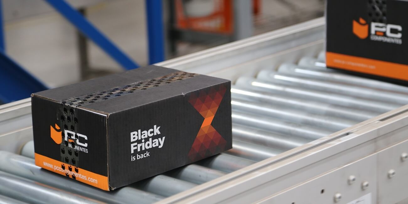 Black Friday en PcComponentes: móviles, tablets y wearables con descuento