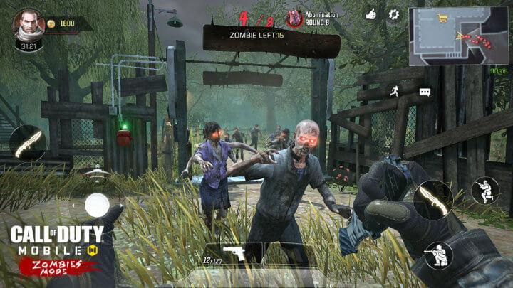Imagen - Call of Duty Mobile añade soporte para mandos y modo zombie
