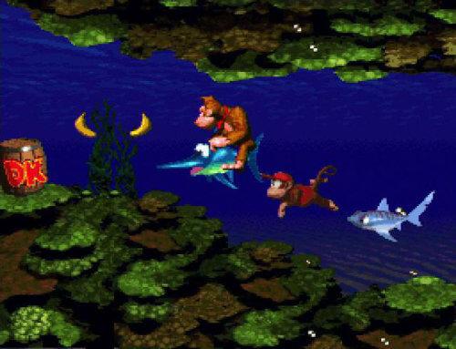Imagen - Donkey Kong Country, el clásico juego cumple 25 años